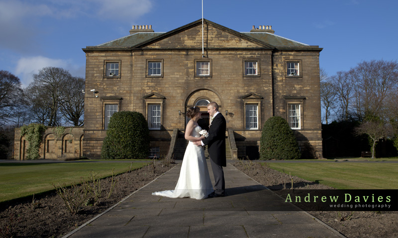 Wedding photos from backworth hall newcastle wedding for Unique wedding venues north east