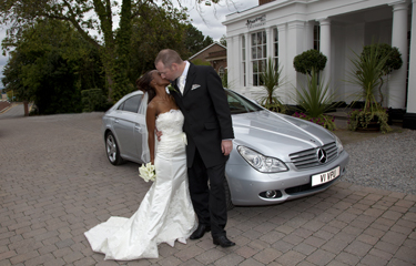 wedding photo bannatynes darlington