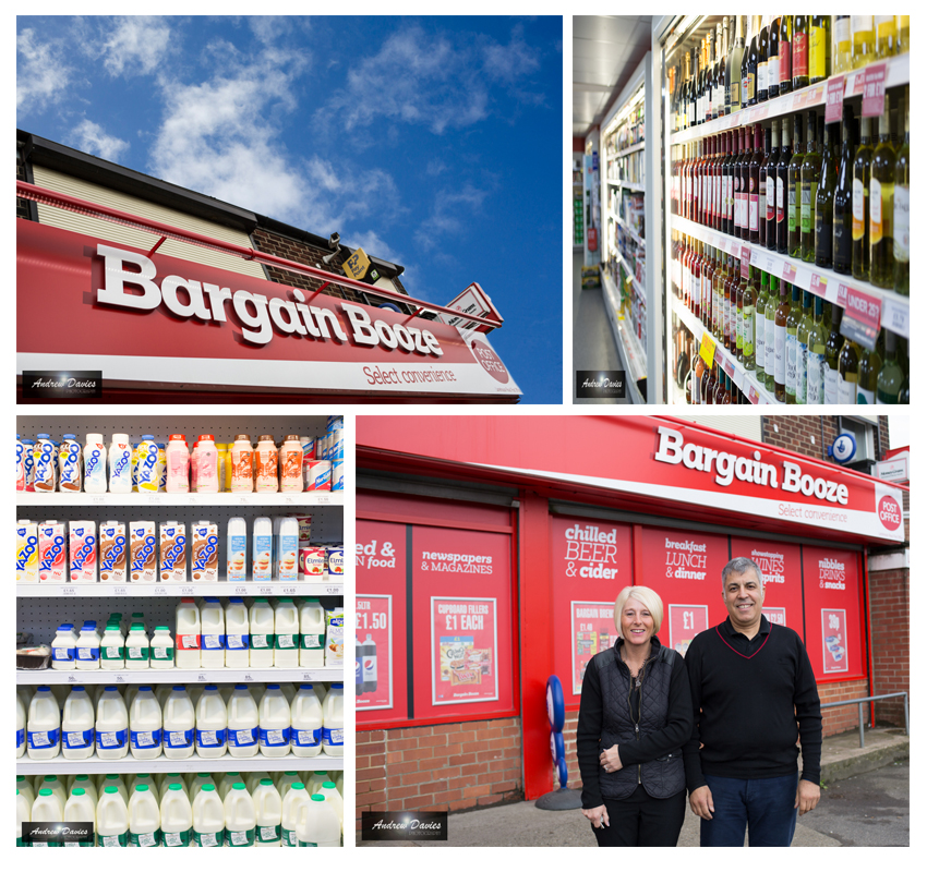 commercial property photography bargain booze teesside
