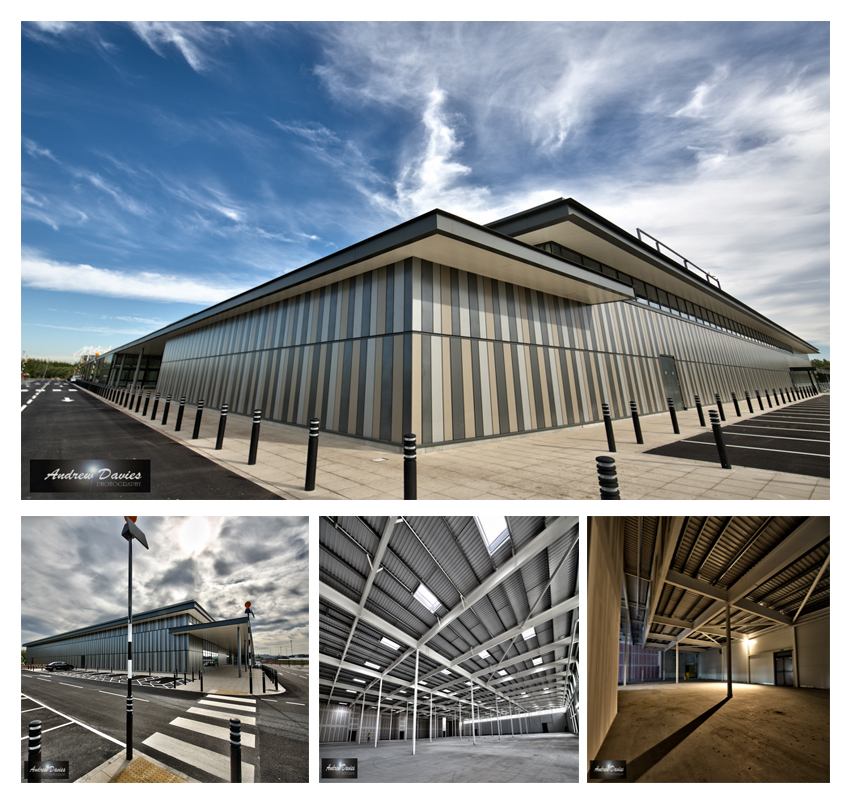 commercial property photography terrace hill construction teesside
