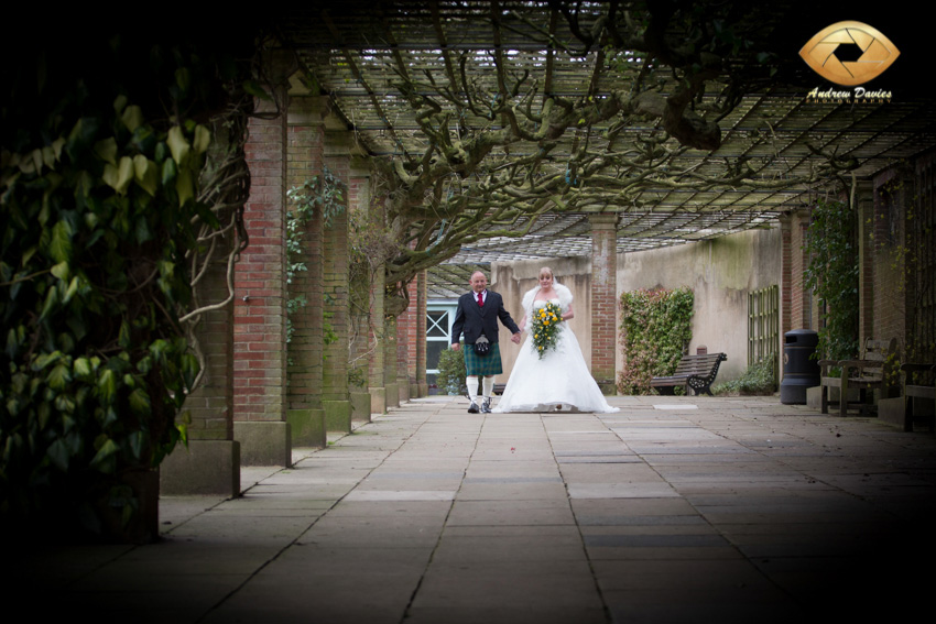 crown hotel harrogate wedding photographer yorkshire by Andrew Davies
