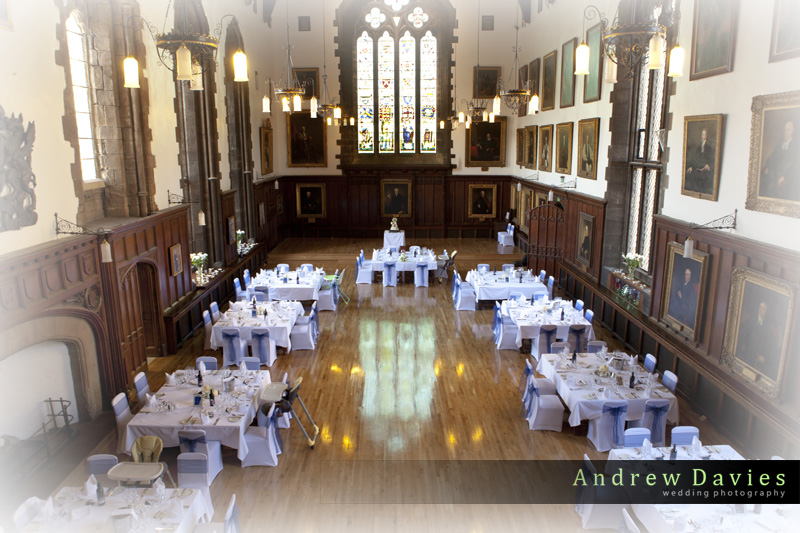 wedding photos durham castle by north east wedding photographer andrew davies