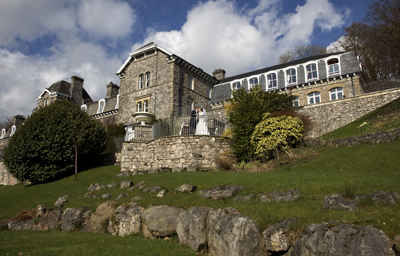 grange hotel , grange over sands, cumbria