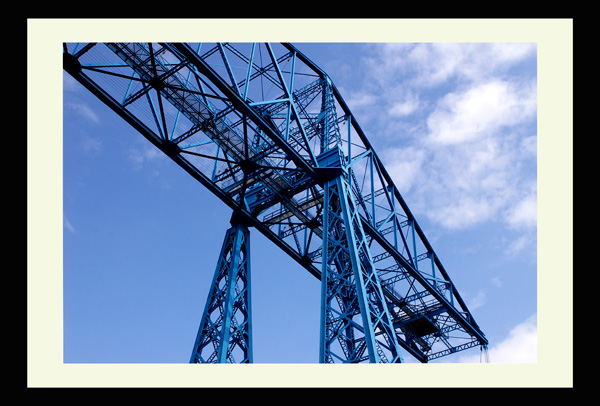 transporter bridge photos
