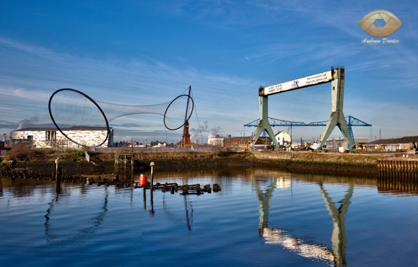 Middlesbrough Dock Photo