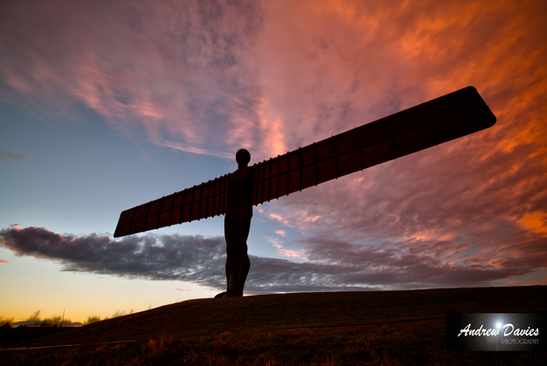 The Angel of the North Gateshead Photo Print