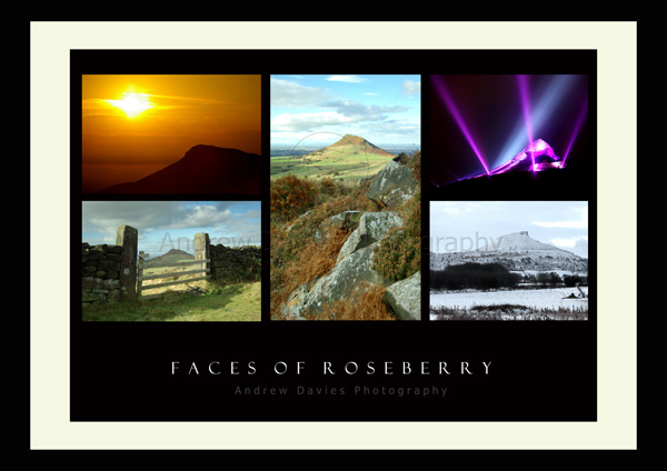 roseberry topping photos north yorkshire
