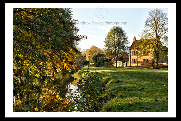photo print of great ayton north yorkshire