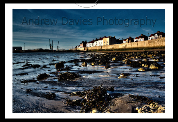 Hartlepool Headland Town Wall