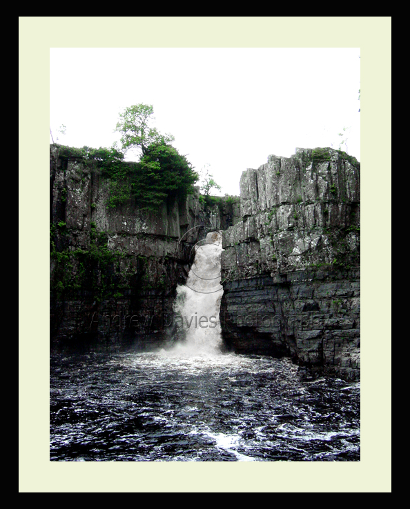 high force falls teesdale