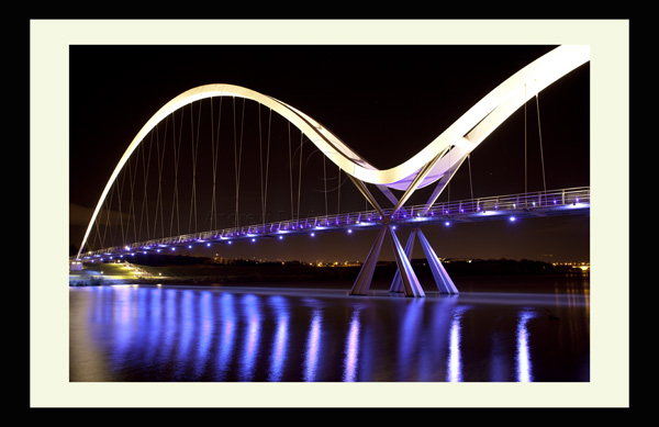 infinity bridge stockton on tees photos