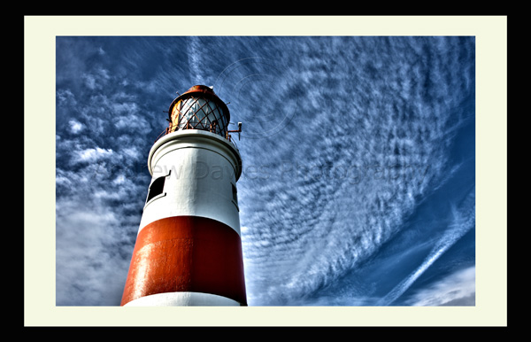 souter lighthouse photo print