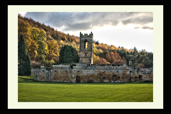 Mount Grace Priory Yorkshire Landscape Photo Print