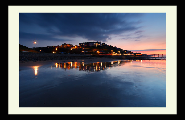 Saltburn by the Sea photo print