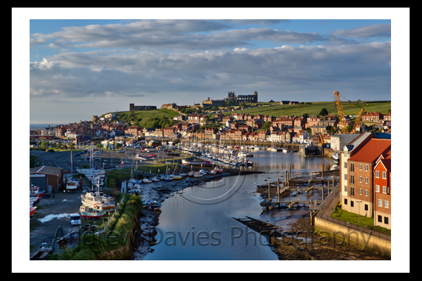 Whitby Landscape Print Photo