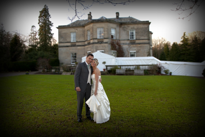 wedding photos middleton lodge north yorkshire