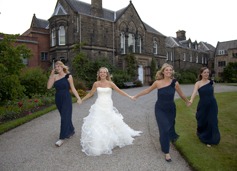 mirfield monastery yorkshire wedding venue