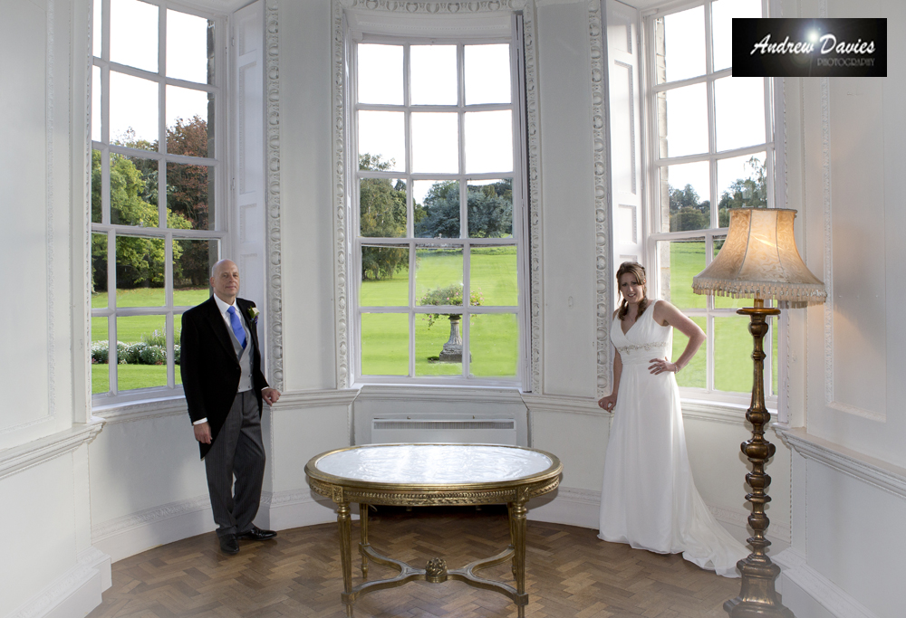 newburgh priory north yorkshire wedding photos