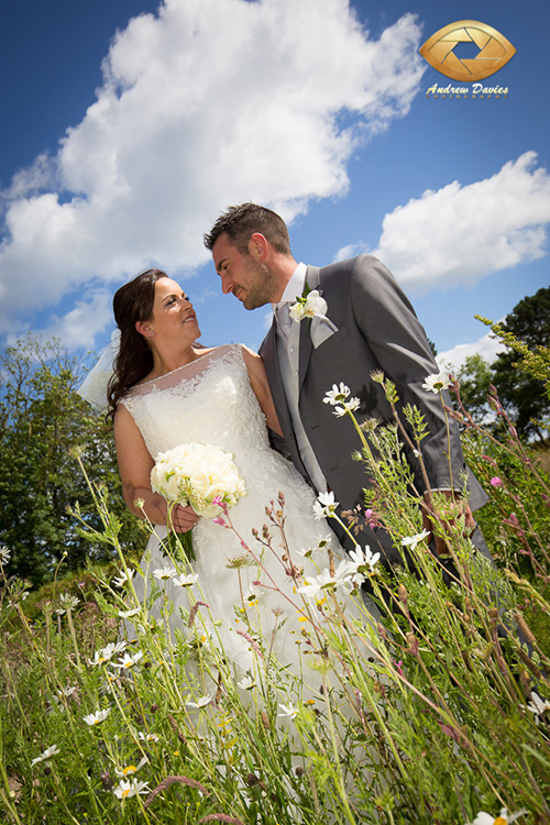 Wedding Photos From Newton Hall By Northumberland Photographer Andrew Davies