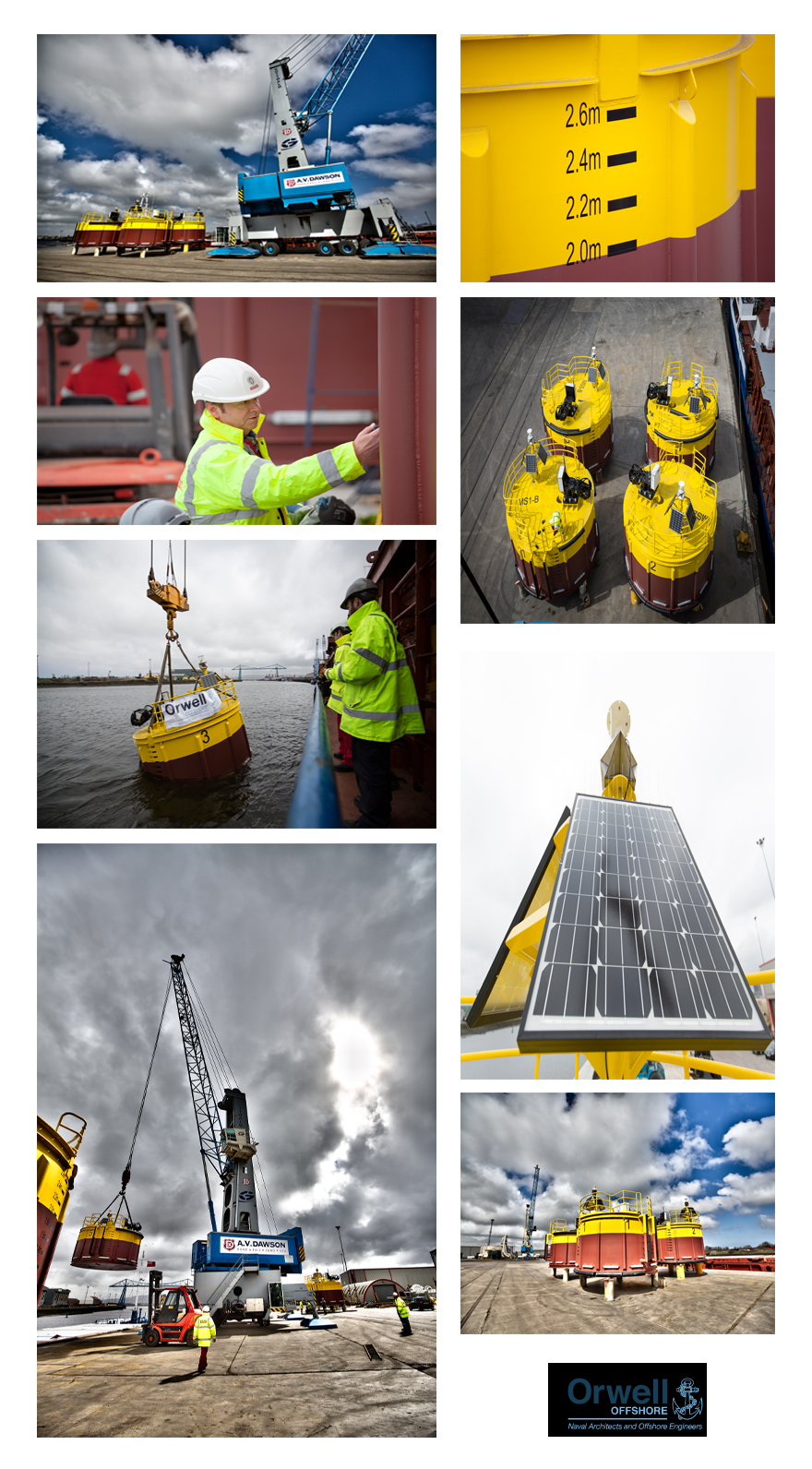 north east teesside middlesbrough commercial photographer offshore industrial photography