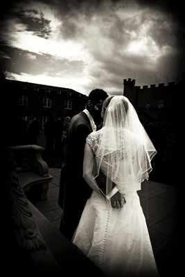 wedding ramside hall photo photographer north east