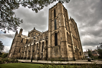 ripon cathedral photo north yorkshire wedding by andrew davies