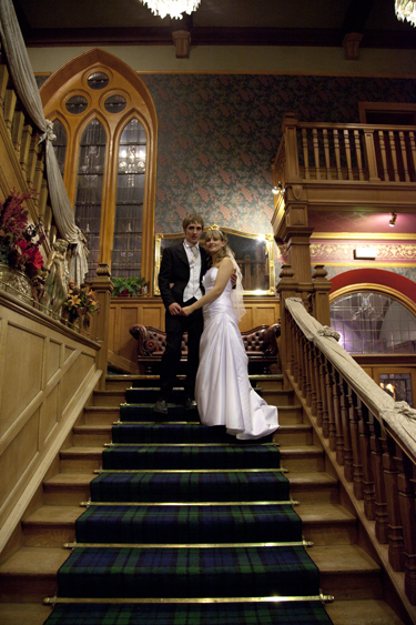 rushpool hall wedding photos