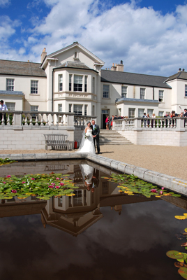seaham hall wedding photos