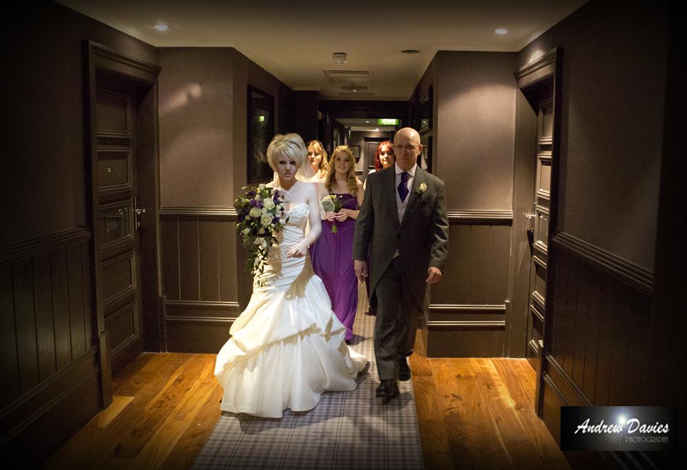 Slaley Hall Northumberland Wedding Photos Photographer