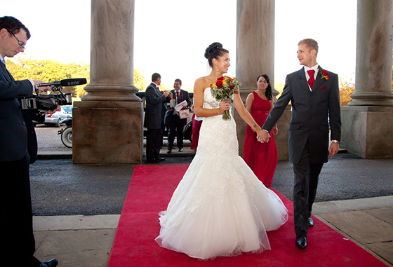 wedding videos north east and uk specialist