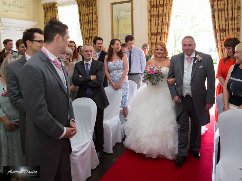 walworth castle darlington wedding photographer