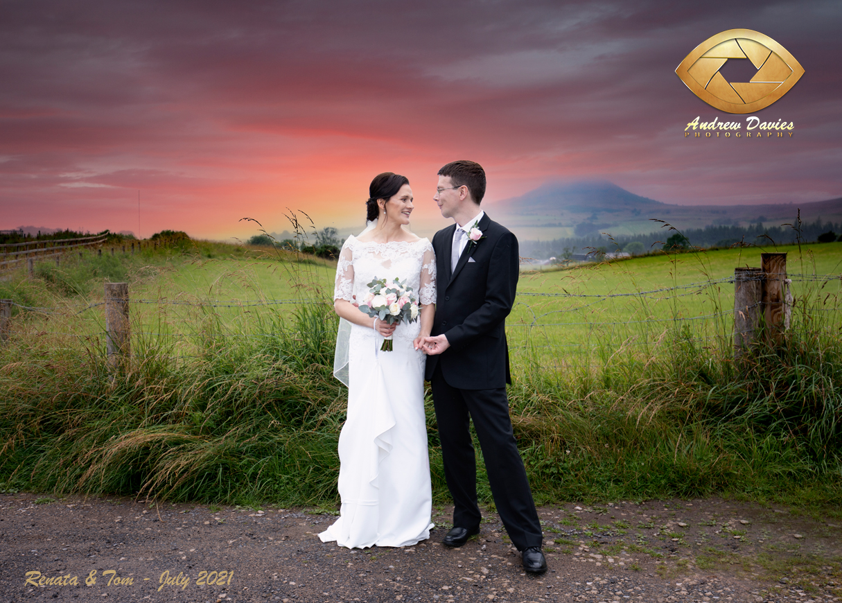 North East Wedding Photographers and Newcastle Wedding Photographers  - Andrew Davies Photography based in Middlesbrough, Teesside and also covering weddings in Stockton on Tees - Photo © 2021 Gary and Jen - Coniston Hotel North Yorkshire